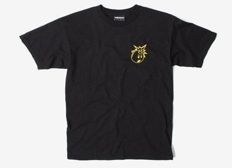 The Hundreds Simple Adam T Shirt - Black