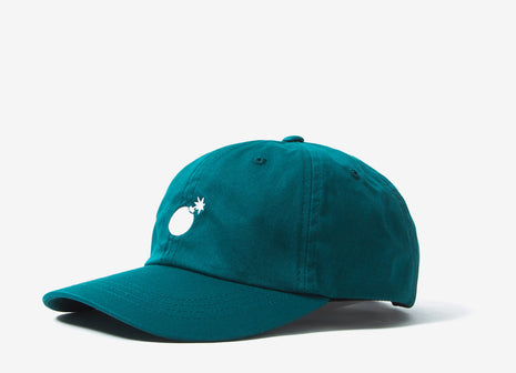The Hundreds Solid Bomb Dad Cap - Hunteal