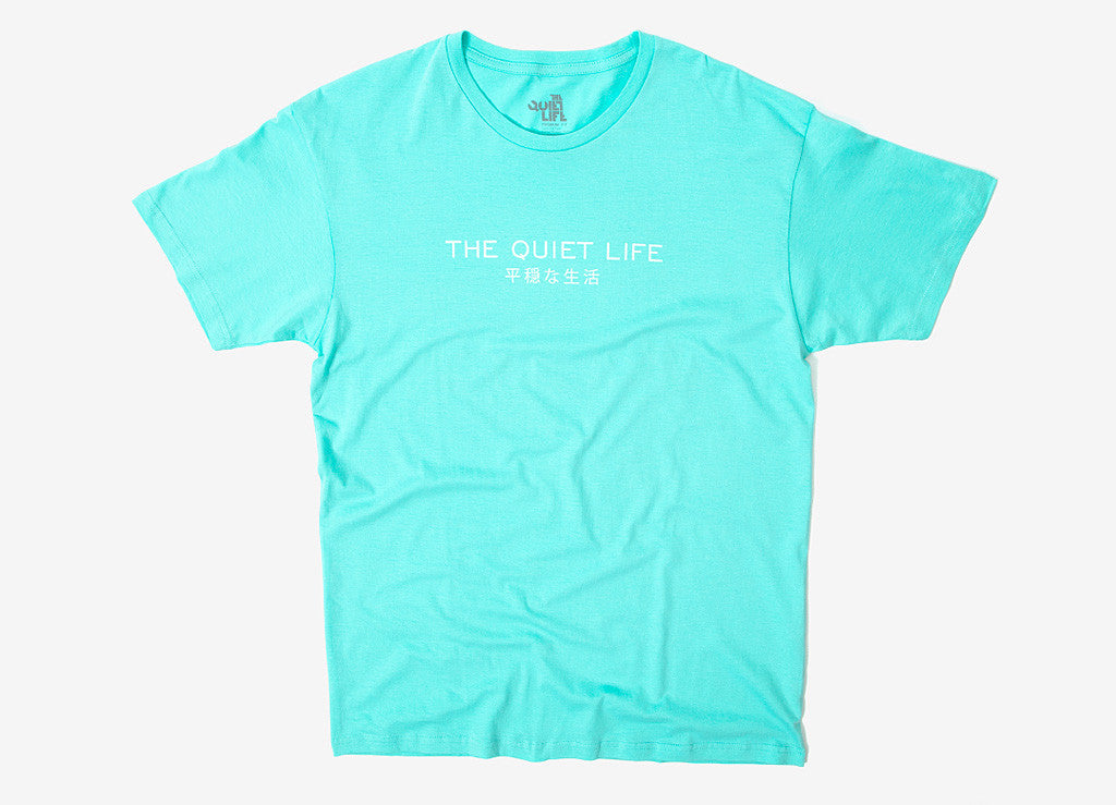 The Quiet Life Japan T Shirt - Celadon