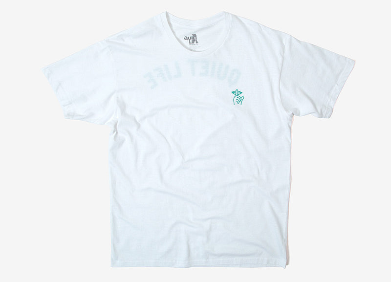 The Quiet Life Sssh T Shirt - White