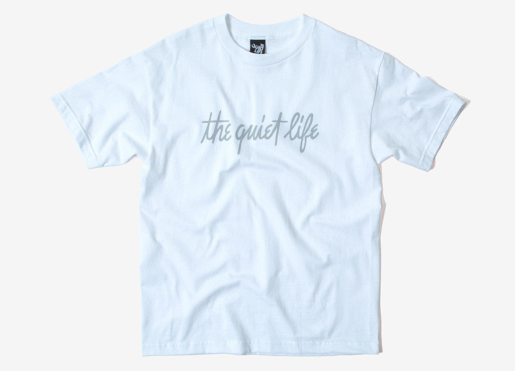The Quiet Life Pen And Ink T Shirt - White