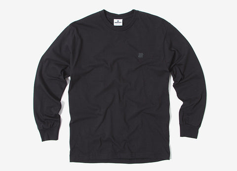 Undefeated Semper Occults Long Sleeve T Shirt - Black