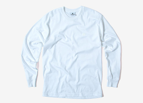 Undefeated Semper Occults Long Sleeve T Shirt - White