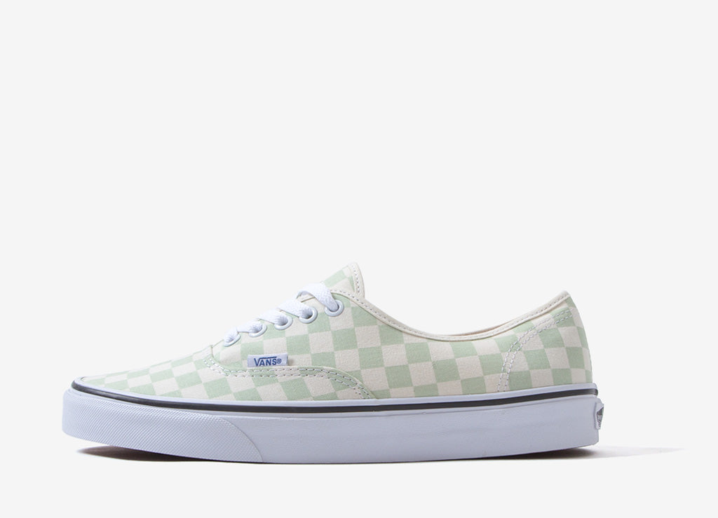 Vans Authentic 'Checkerboard' Shoes - Ambrosia