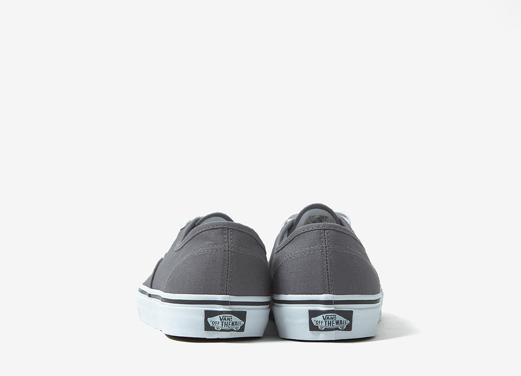 Vans Authentic Shoes - Black/Pewter