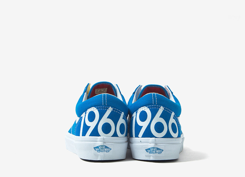 Vans 1966 Old Skool Shoes - Blue