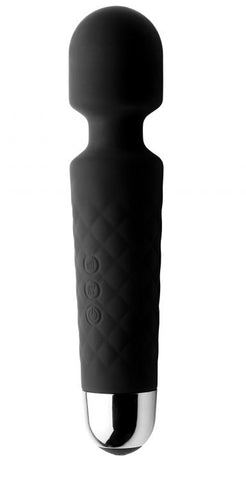 Deep Velvet 18x Silicone Massage Wand