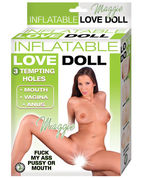 Nasstoys Inflatable Love Doll - Maggie