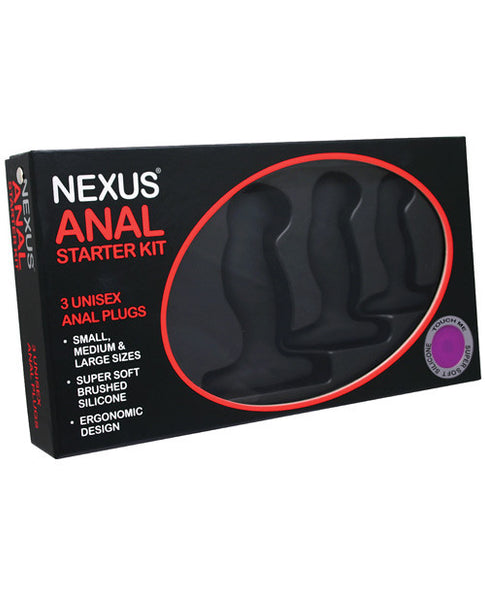 Nexus Anal Starter Kit