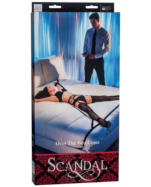 Scandal Over The Bed Cross