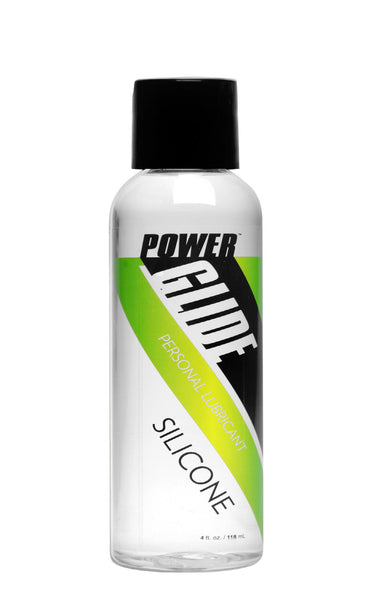 Power Glide Silicone Based Personal Lubricant- 4 oz
