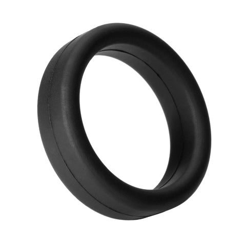 Tantus Super Soft C-Ring- Black