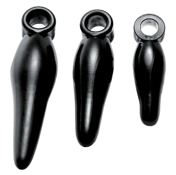 Rimmers 3 Piece Finger Bum Tickler Set