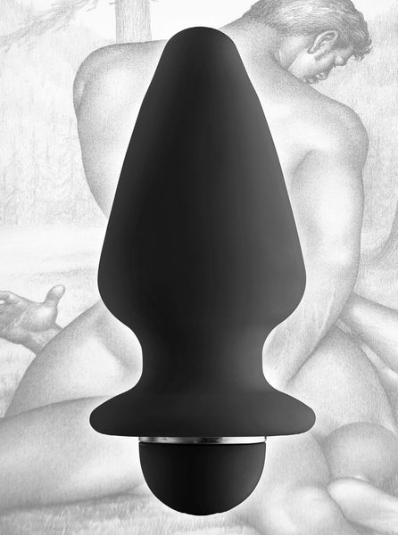 Tom of Finland 5X Silicone Anal Plug