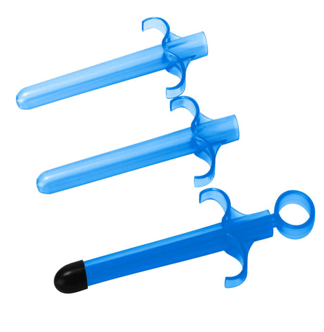 Lubricant Launcher 3 Pack - Blue