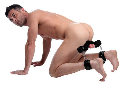 The Extreme Enforcer Humbler with Ankle Restraints