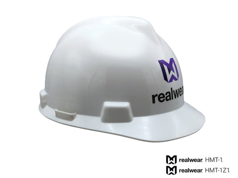 MSA V-Gard® Front Brim Hard Hat - Tech 4 Teams