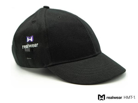 Ball Cap w/ HMT-1 Clips - side logo only - Tech 4 Teams