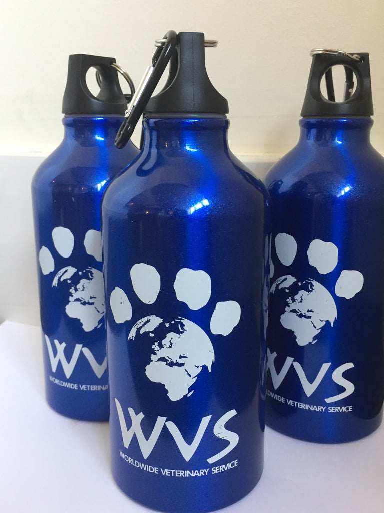 WVS Metal Water Bottle 500ml