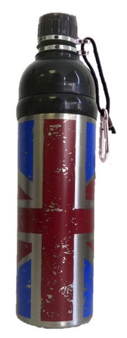 Pet Water Bottle Union Jack (750ml)