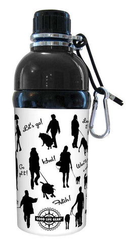 Pet Water Bottle Walk (500ml)