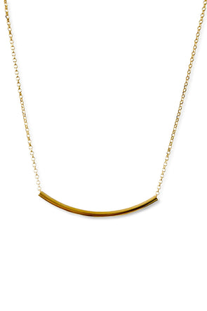 AIDA NECKLACE GOLD