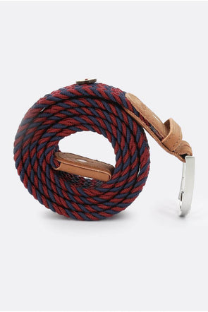 RED & NAVY BELT