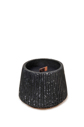 AXIA CANDLE DARK GREY