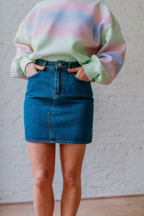 VIEW MINI SKIRT