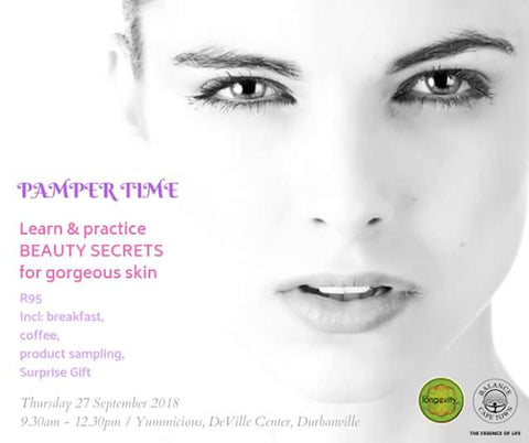 Women & Wellness Pamper Time