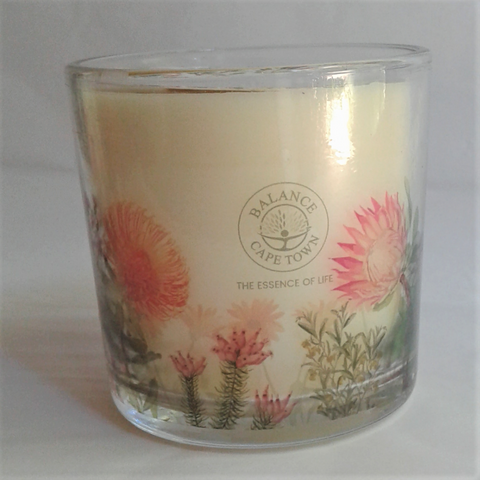 BALANCE Perfumed Candle - Somer oppie Plaas