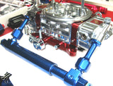 Telescopic Adjustable Fuel Log for Holley Carburetors - Performance Plumbing Components