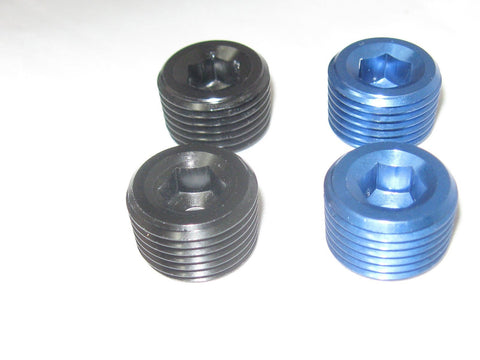 NPT Plugs With Allan Hex Head - Performance Plumbing Components