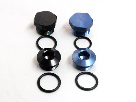 O RING BOSS PORT PLUG - Performance Plumbing Components