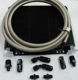 Trans Cooler & Install Kit fits T350 and T400 Transmissions - Performance Plumbing Components