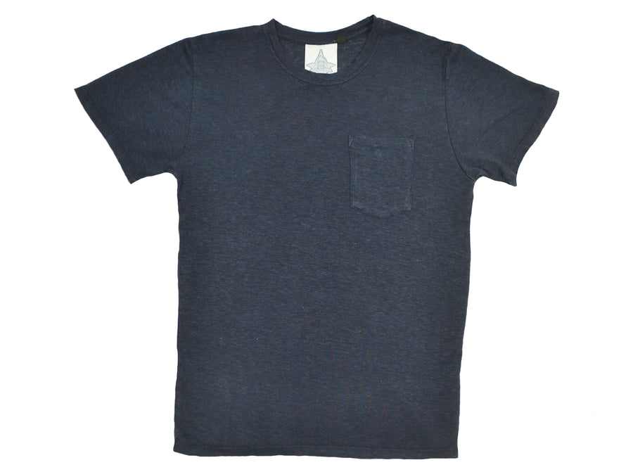 100% Hemp Pocket Tee