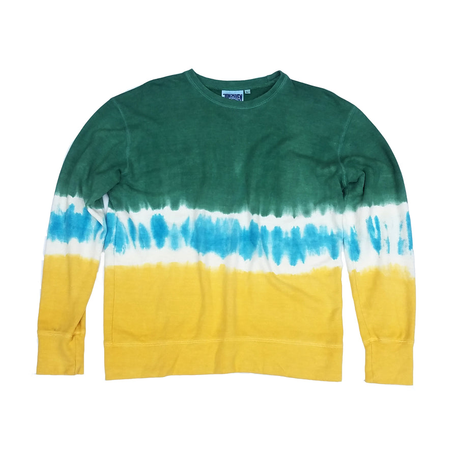 Dip-dyed Tahoe Sweatshirt - Jungmaven Hemp Clothing