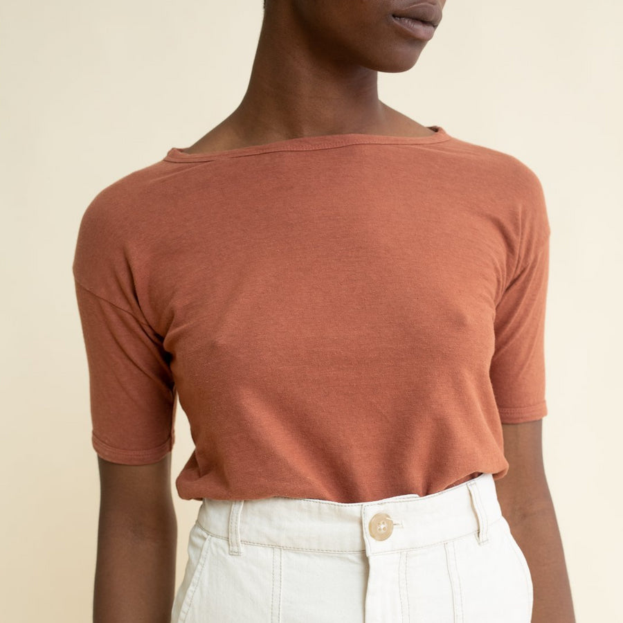 Boxy Tee - Jungmaven Hemp Clothing