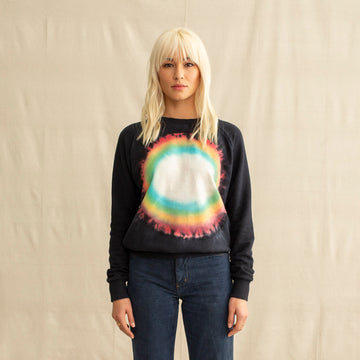 Atmosphere Alpine Raglan Sweatshirt - Jungmaven Hemp Clothing