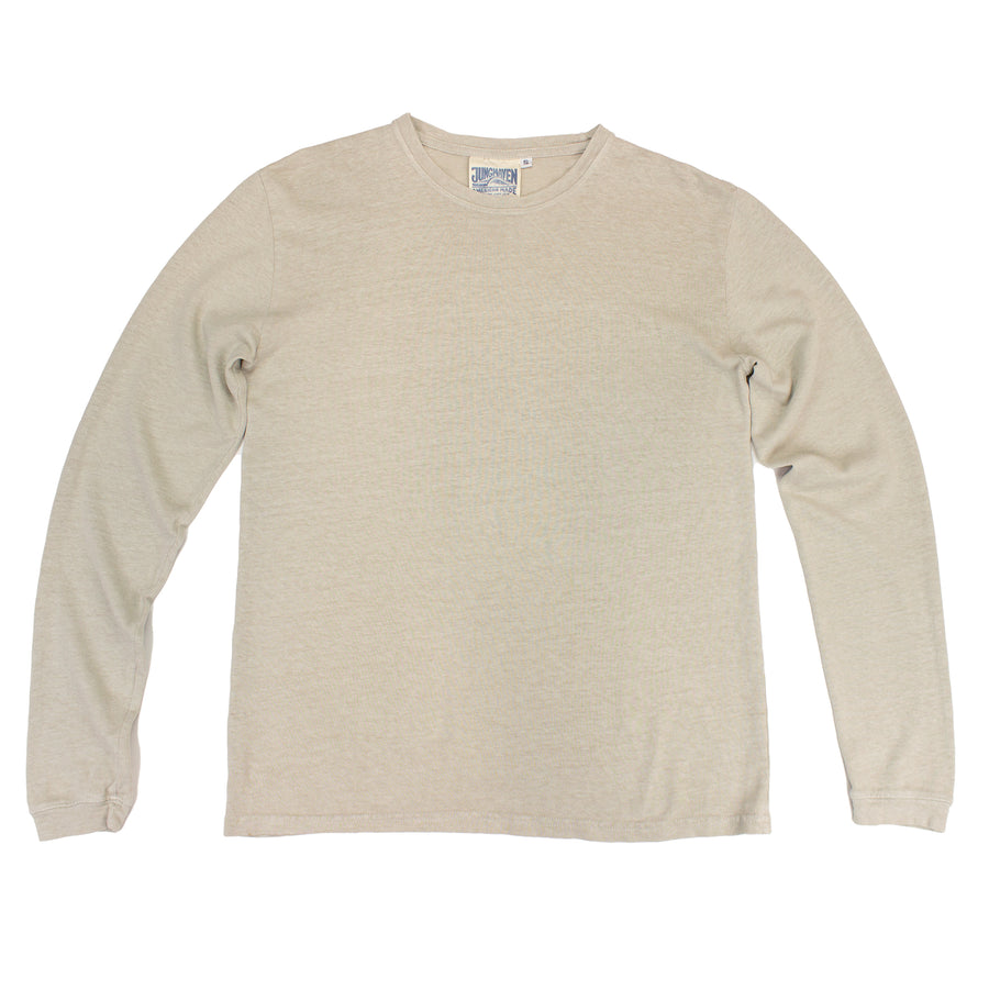 Baja Long Sleeve Tee - Jungmaven Hemp Clothing
