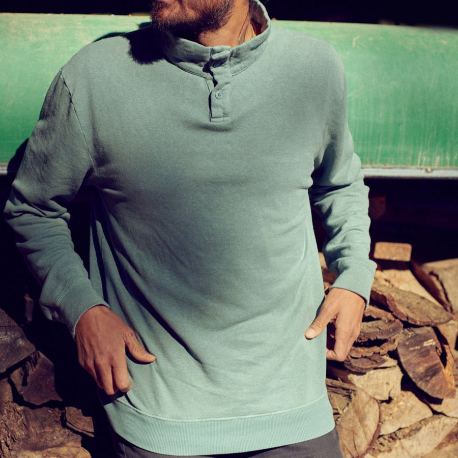 Cabo Sweatshirt - Jungmaven Hemp Clothing