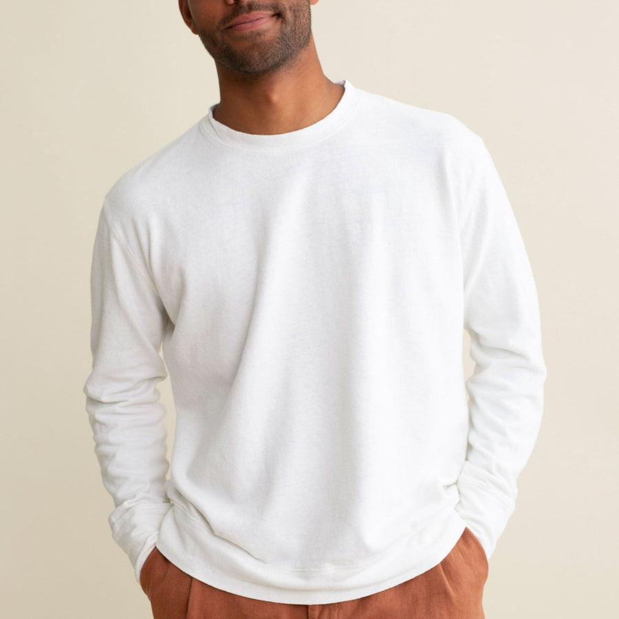 California Pullover - Jungmaven Hemp Clothing