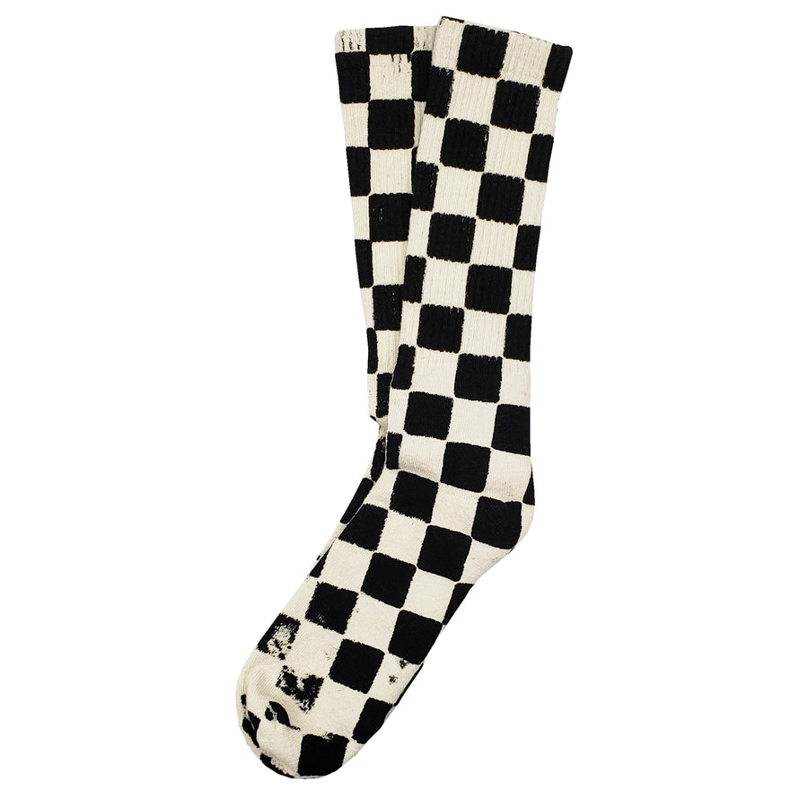 Checkerboard Socks - Jungmaven Hemp Clothing
