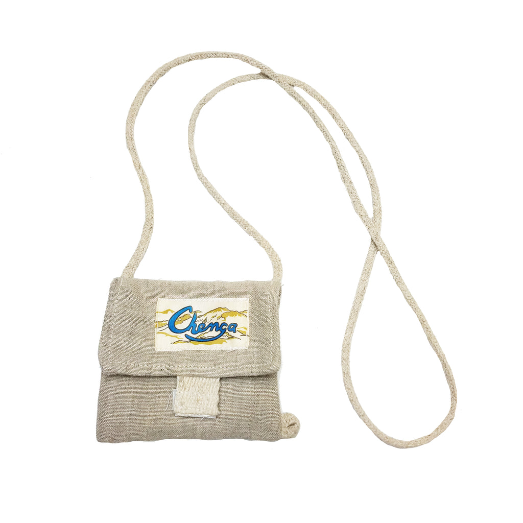 Chenga Wallet - 100% Hemp