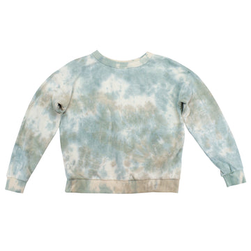 Cosmic Comet Yakama Cropped Sweatshirt - Jungmaven Hemp Clothing