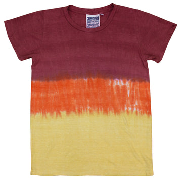 Dip-dyed Lorel Tee - Jungmaven Hemp Clothing