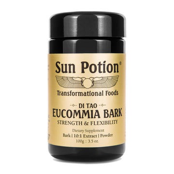 Sun Potion - Eucommia Bark - Jungmaven Hemp Clothing