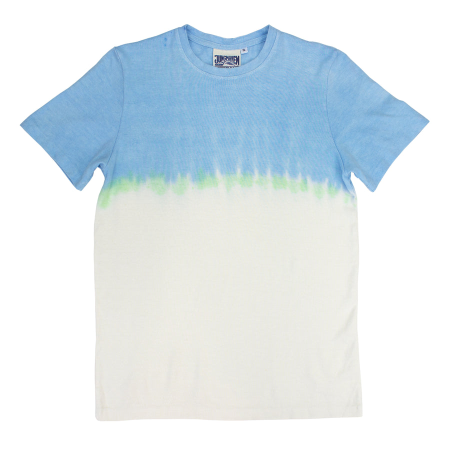 Green Flash Baja Tee - Jungmaven Hemp Clothing