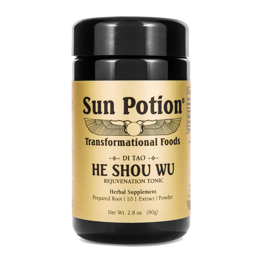 Sun Potion - He Shou Wu - Jungmaven Hemp Clothing