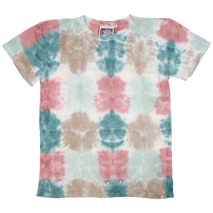Kaleidoscope Baja Tee - Jungmaven Hemp Clothing